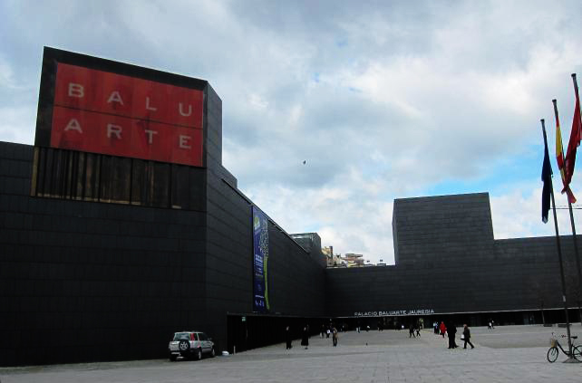 Auditorio Baluarte Pamplona