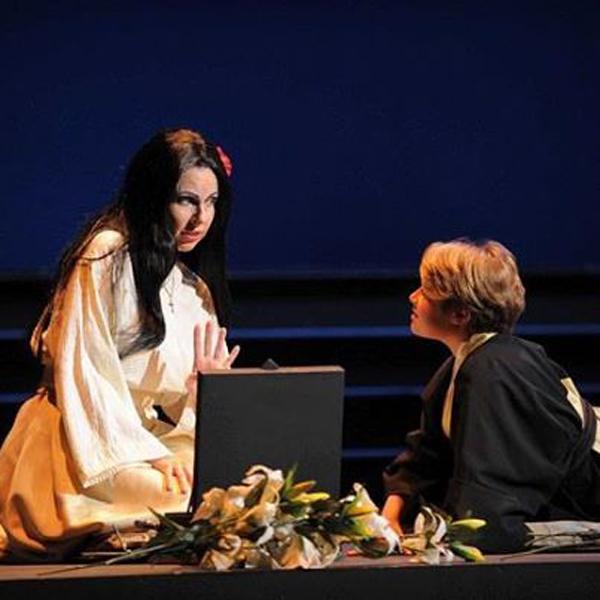 Salerno Teatro Verdi: Madama Butterfly