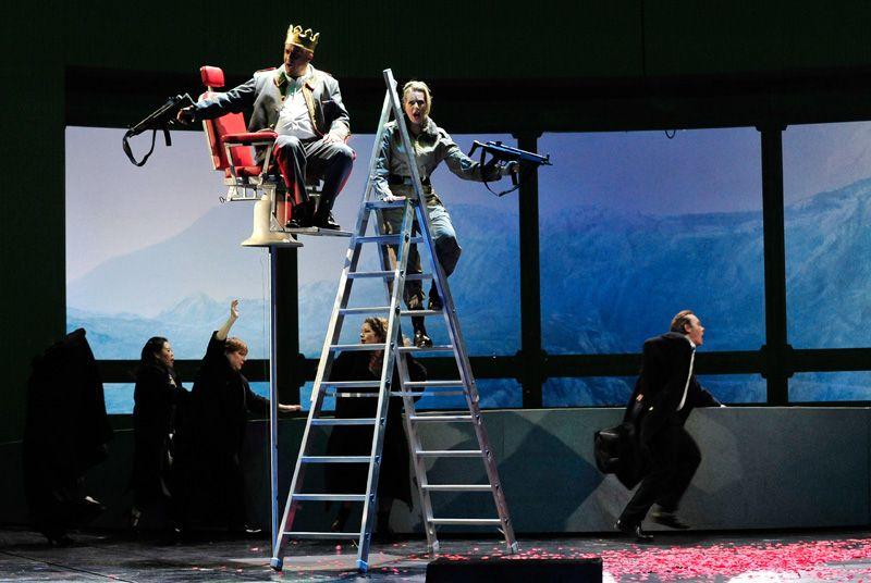 Macbeth Lipsia Opernhaus