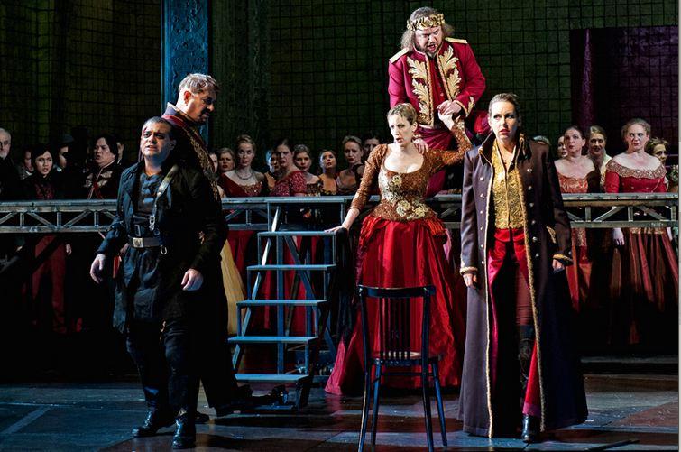 Nabucco Oper Leipzig