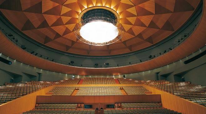 Sevilla - Teatro de La Maestranza - Madama Butterfly